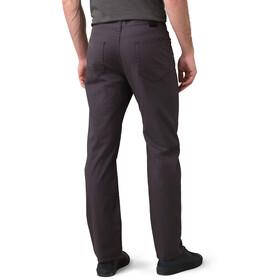 "Prana Ulterior Pantalon 30"" Slim Homme, charcoal"
